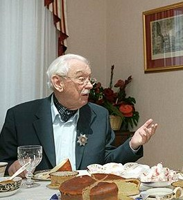 Portre of Mihalkov, Szergej Vlagyimirovics