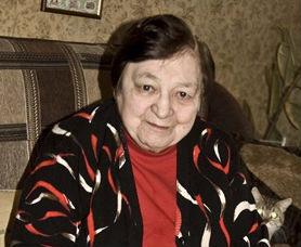 Portre of Tokmakova, Irina Petrovna