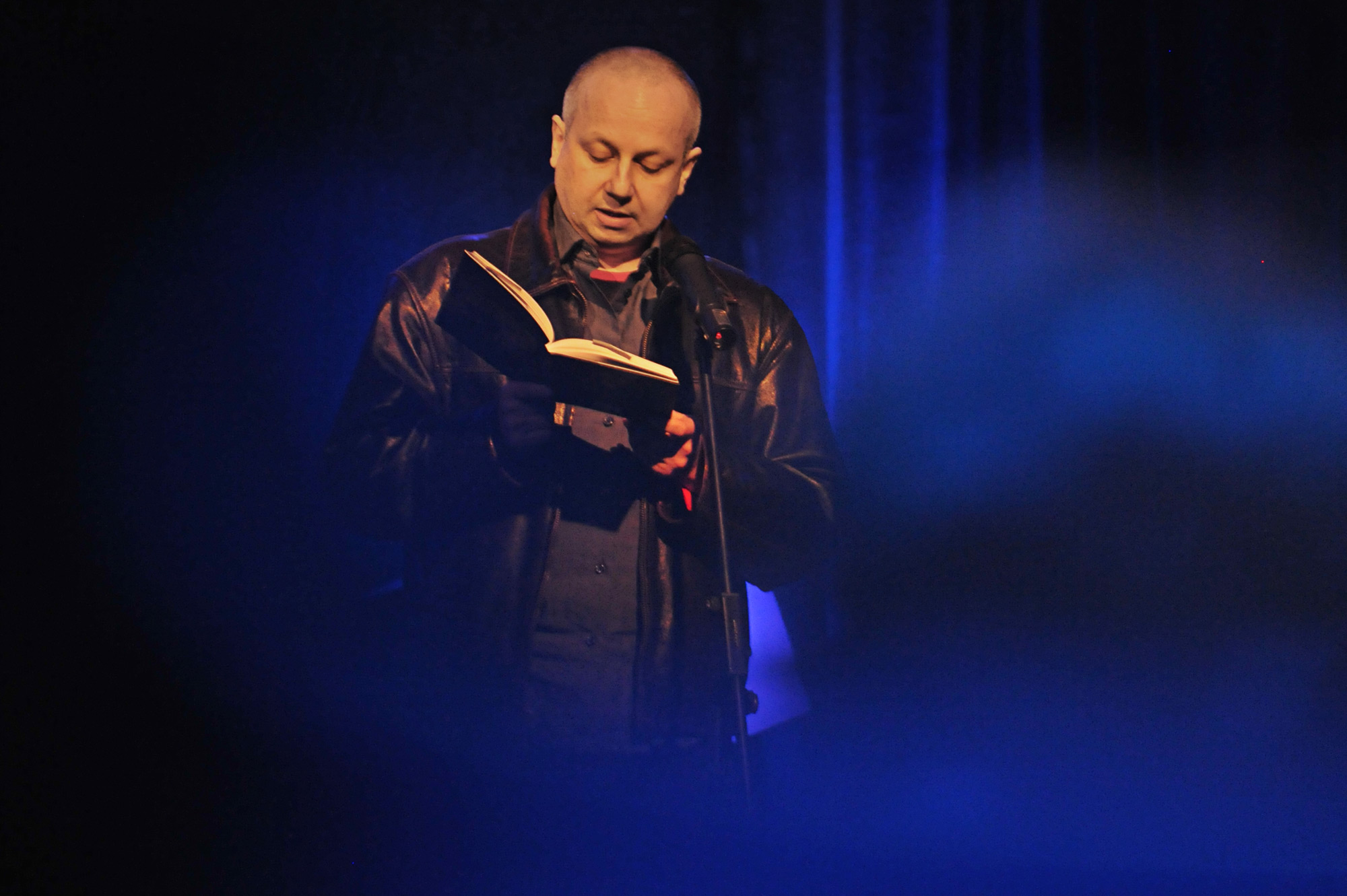 Jaworski, Krzysztof portréja