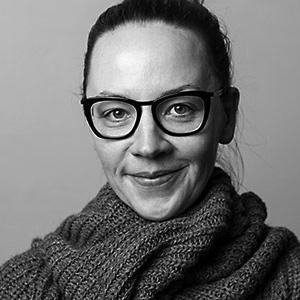 Portre of Nowicka, Bronka