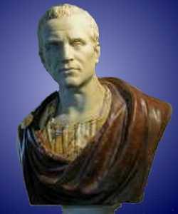 Portre of Petronius