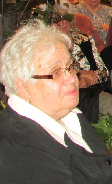 Portre of Kamarás Klára