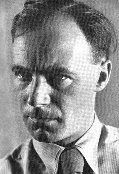Portre of Tamkó Sirató Károly