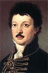 Portre of Berzsenyi Dániel