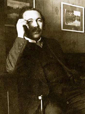 Portre of Leino, Eino