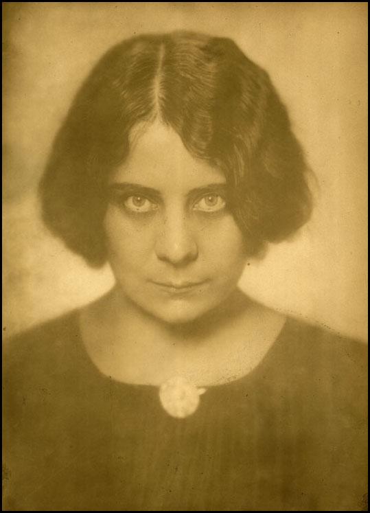 Portre of Kaffka Margit