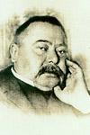 Portre of Mikszáth Kálmán