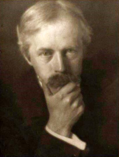 Portre of Symons, Arthur