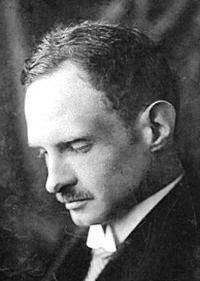 Portre of Reményik Sándor