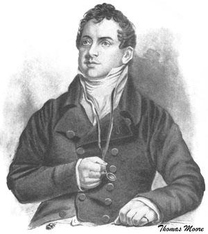 Portre of Moore, Thomas