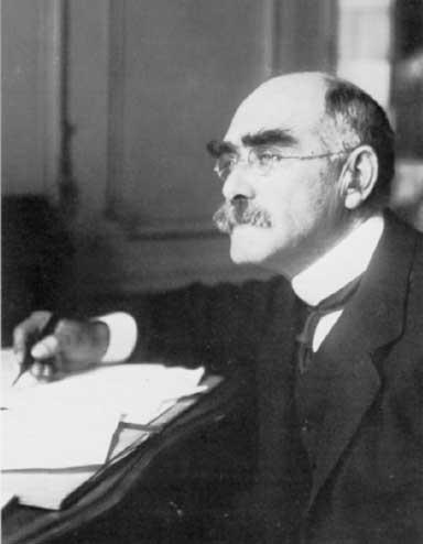 Portre of Kipling, Rudyard