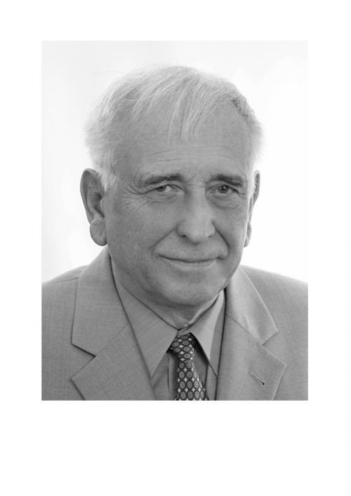 Portre of Baranyi Ferenc