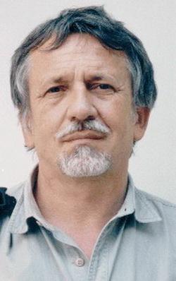 Portre of Oravecz Imre