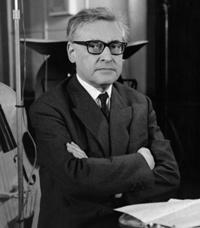 Portre of Queneau, Raymond