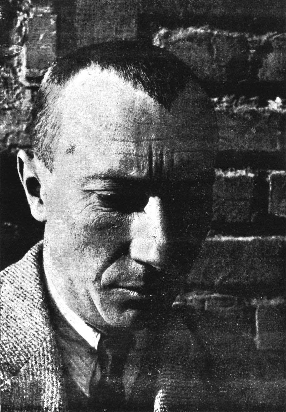 Portre of Arp, Hans