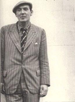 Portre of Barker, George