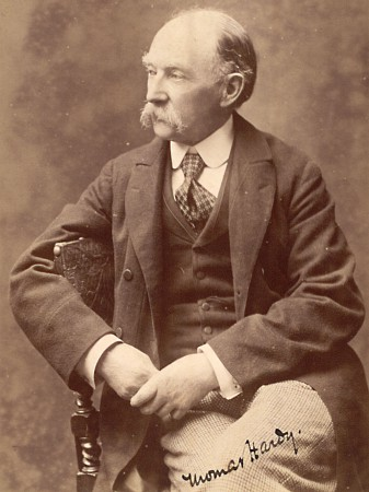 Portre of Hardy, Thomas