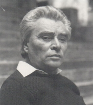 Portre of Rákos Sándor