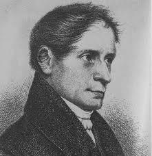 Portre of Eichendorff, Joseph von