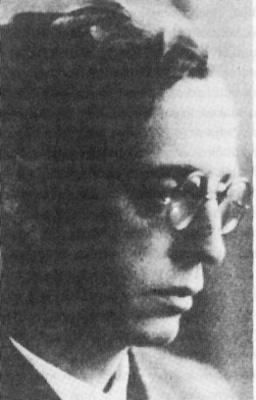 Portre of Gulyás Pál