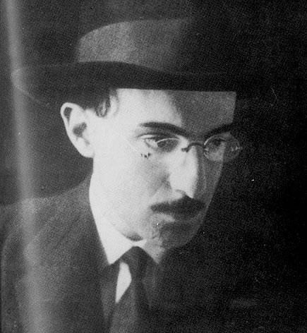 Portre of Pessoa, Fernando