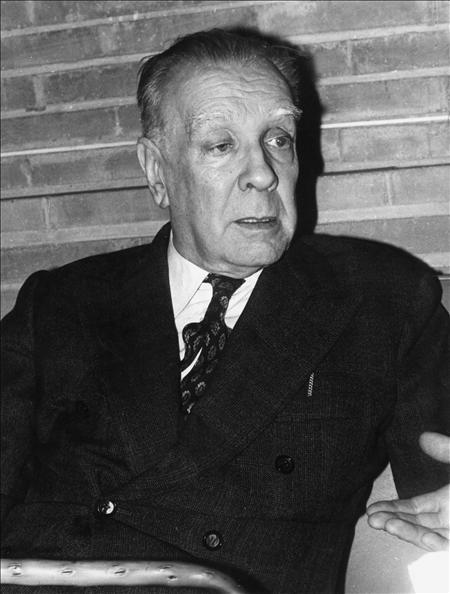 Portre of Borges, Jorge Luis