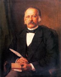 Portre of Fontane, Theodor