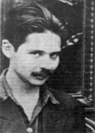Portre of Labiş, Nicolae