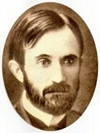 Portre of Bacovia, George