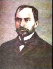 Portre of Coșbuc, George