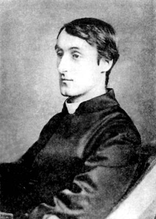 Hopkins, Gerard Manley portréja