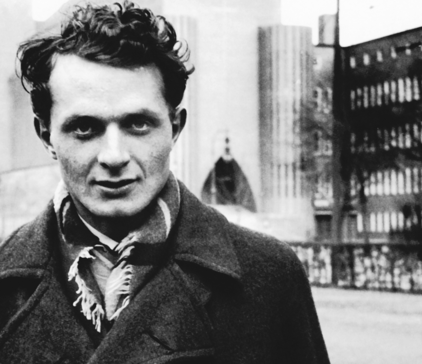 Stephen Spender i think continually of those who are truly great