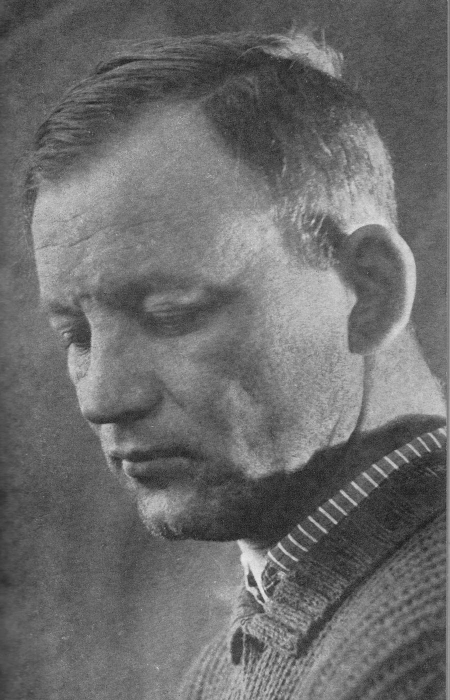 Portre of Kondor Béla