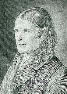 Portre of Rückert, Friedrich