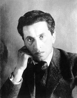 Portre of Toller, Ernst