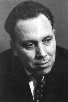 Portre of Bobrowski, Johannes