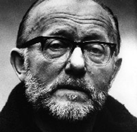 Eich, Günter portréja