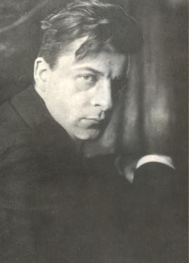 Portre of Weinheber, Josef