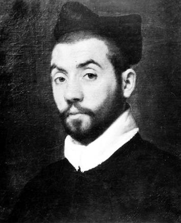 Portre of Marot, Clément