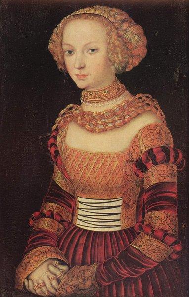 Portre of Guillet, Pernette du