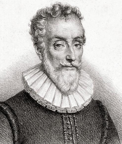 Portre of Malherbe, François de