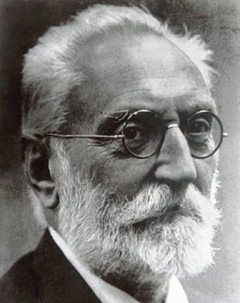 Portre of Unamuno, Miguel de