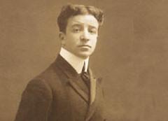Portre of Palazzeschi, Aldo