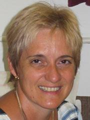 Portre of Melinda B. Tamás-Tarr
