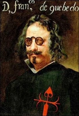 Portre of Quevedo, Francisco de