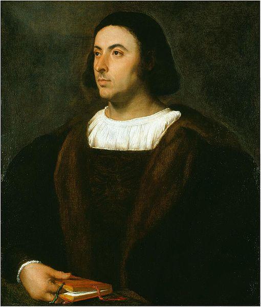 Portre of Sannazaro, Jacopo