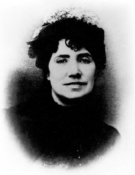 Portre of Castro, Rosalía de