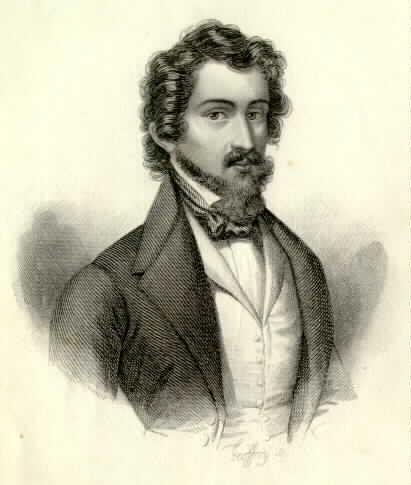 Portre of Espronceda, José de