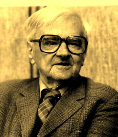 Weöres Sándor portréja