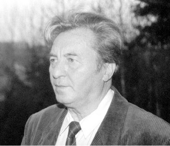 Portre of Sulyok Vince